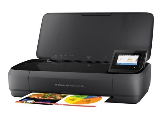 HP250 Officejet