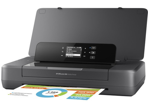 Hulshofbusinesscases HP Officejet200
